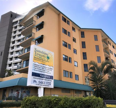 Sunshine Towers, Cotton Tree, MAROOCHYDORE