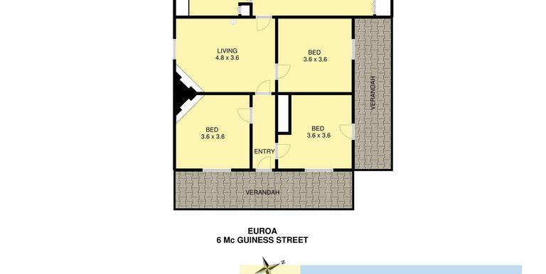 6 McGuiness Street, Euroa