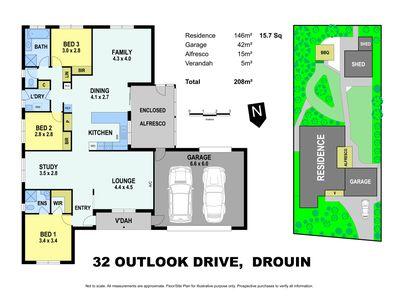 32 Outlook Drive, Drouin