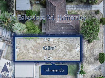 15 Belvedere Road, Hamersley