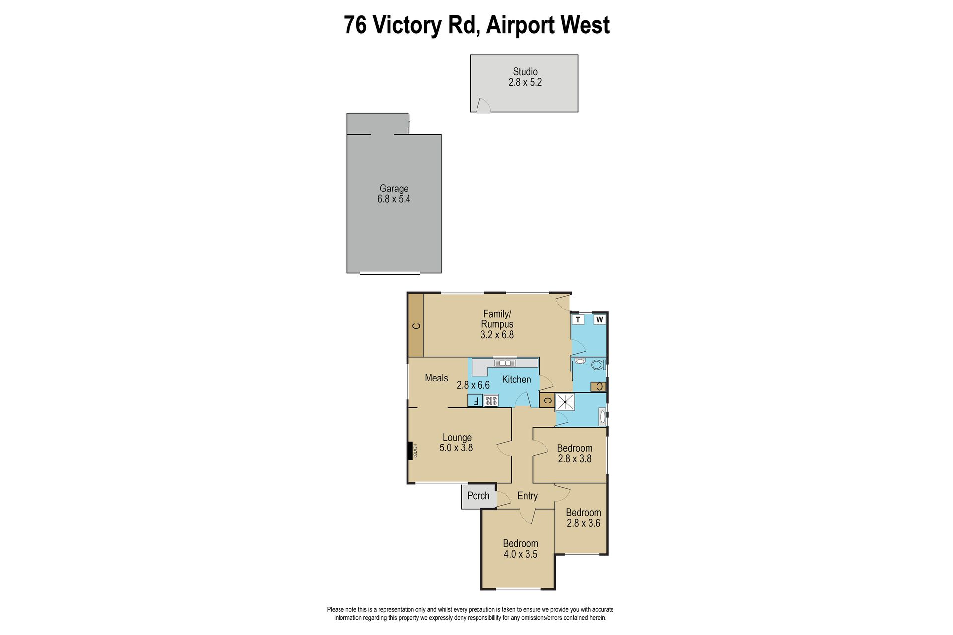 76 Victory Road, Airport West