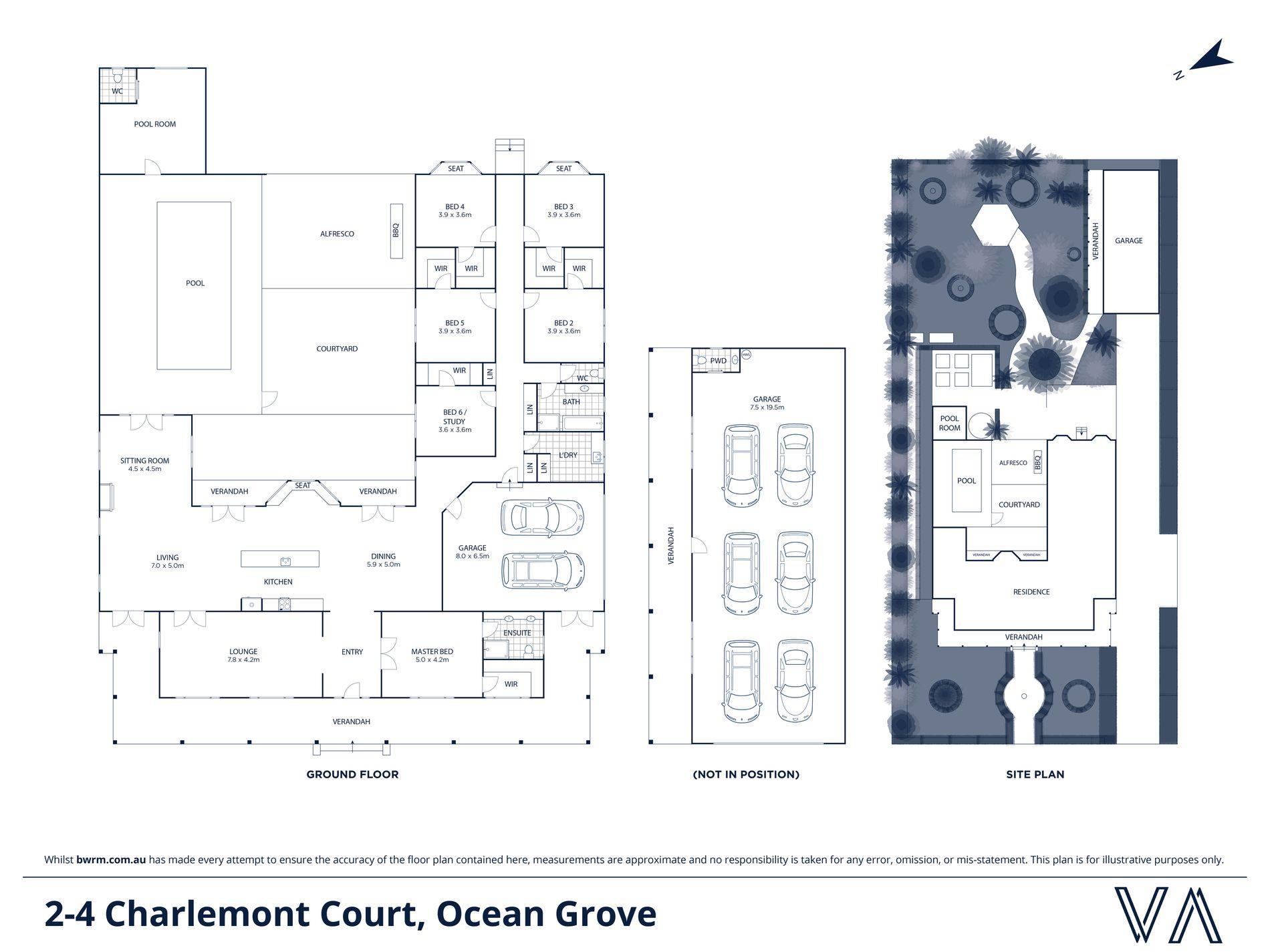 2-4 Charlemont Court, Ocean Grove