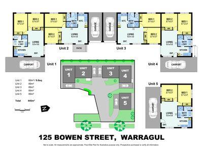 1 - 5 / 125 Bowen Street, Warragul