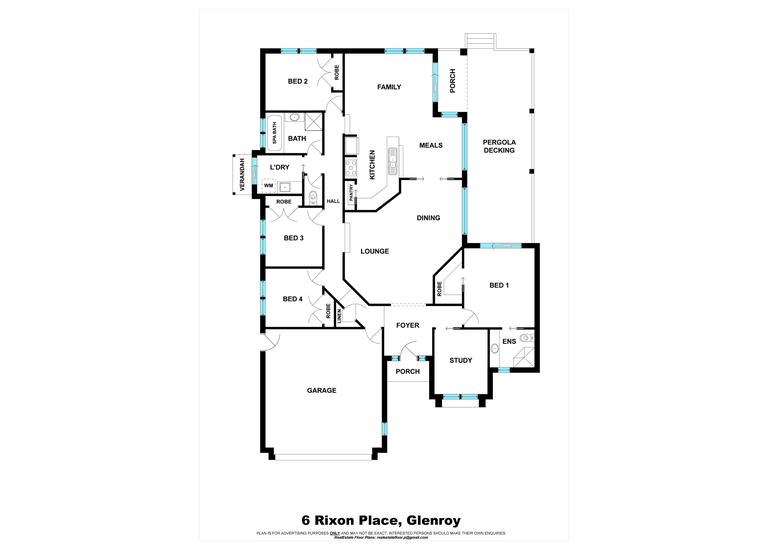 6 Rixon Place, Albury