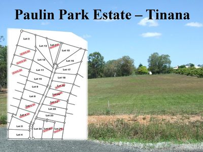 Lot 8, Paulin Park Place, Tinana
