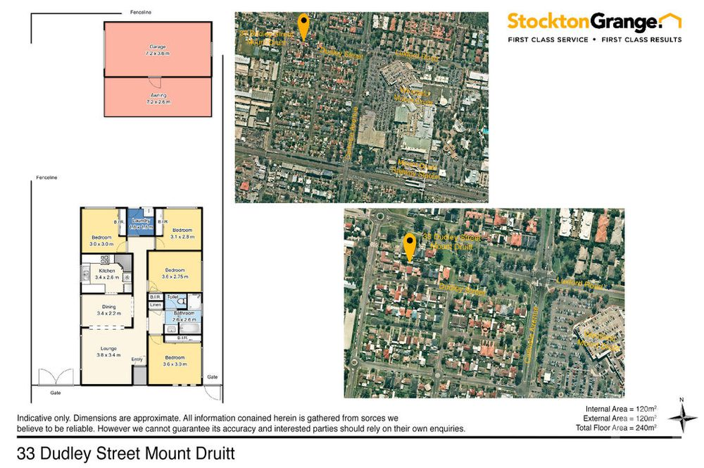 33 DUDLEY STREET, Mount Druitt