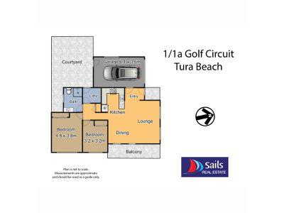 1 / 1B Golf Circuit, Tura Beach