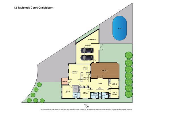 12 Tavistock Court, Craigieburn