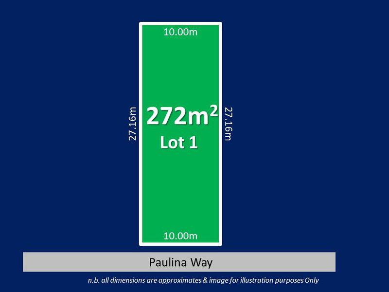 1 (Lot 1) Paulina Way, Coolbellup
