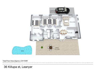 36 Killuppa Crescent, Leanyer