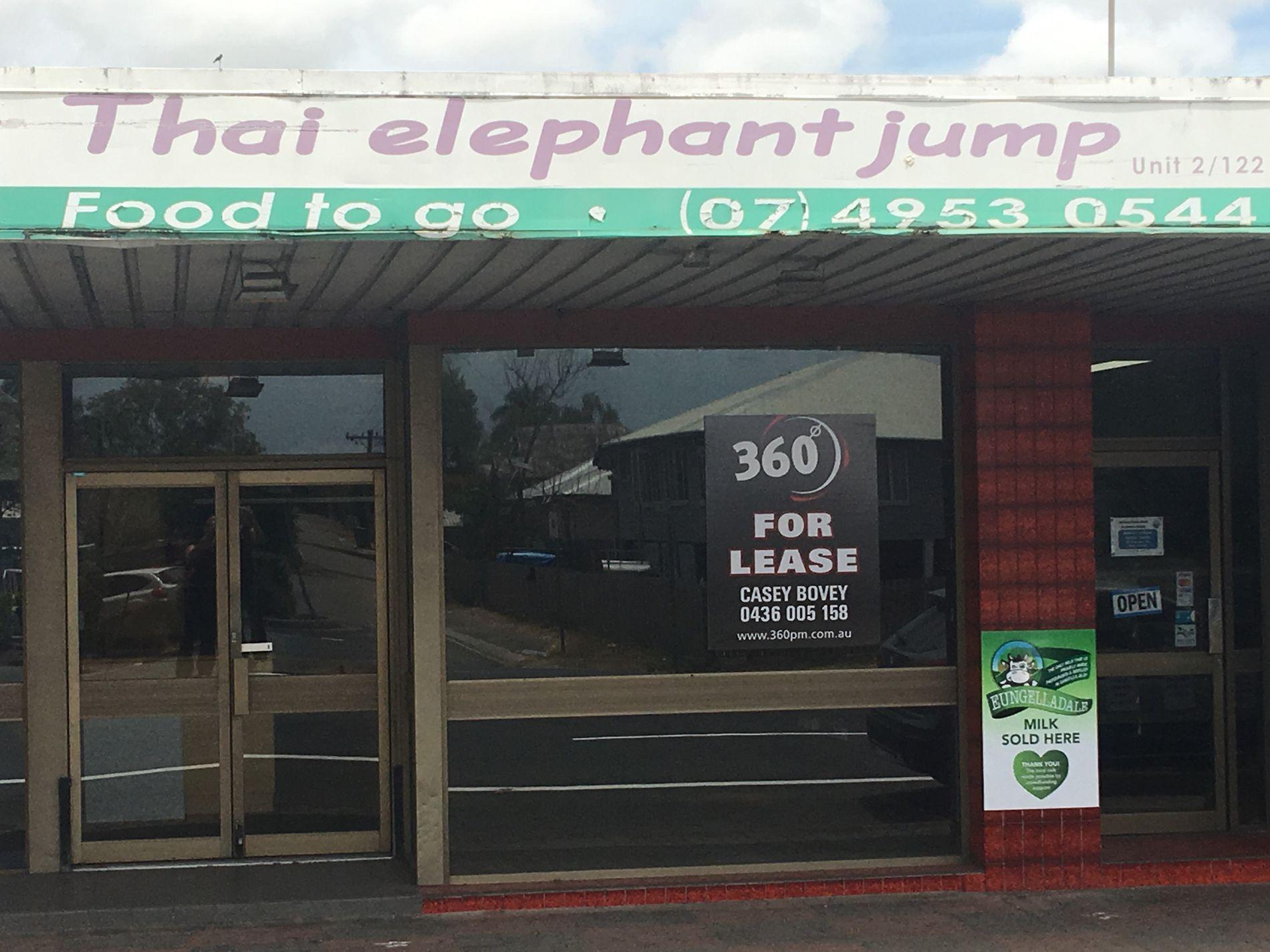 Shop 2  / 118-122 Nebo Road, East Mackay