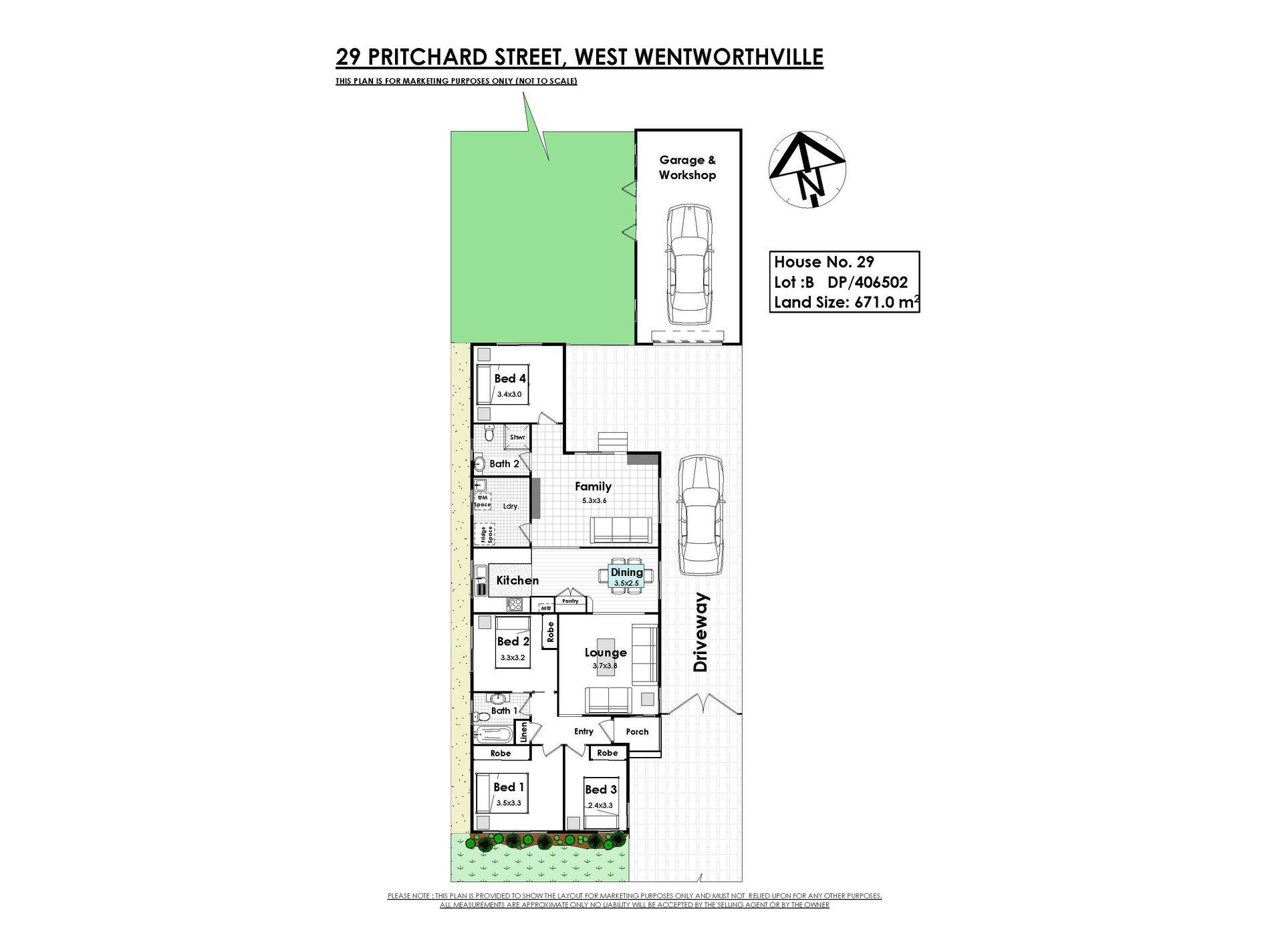 29  Pritchard Street West, Wentworthville