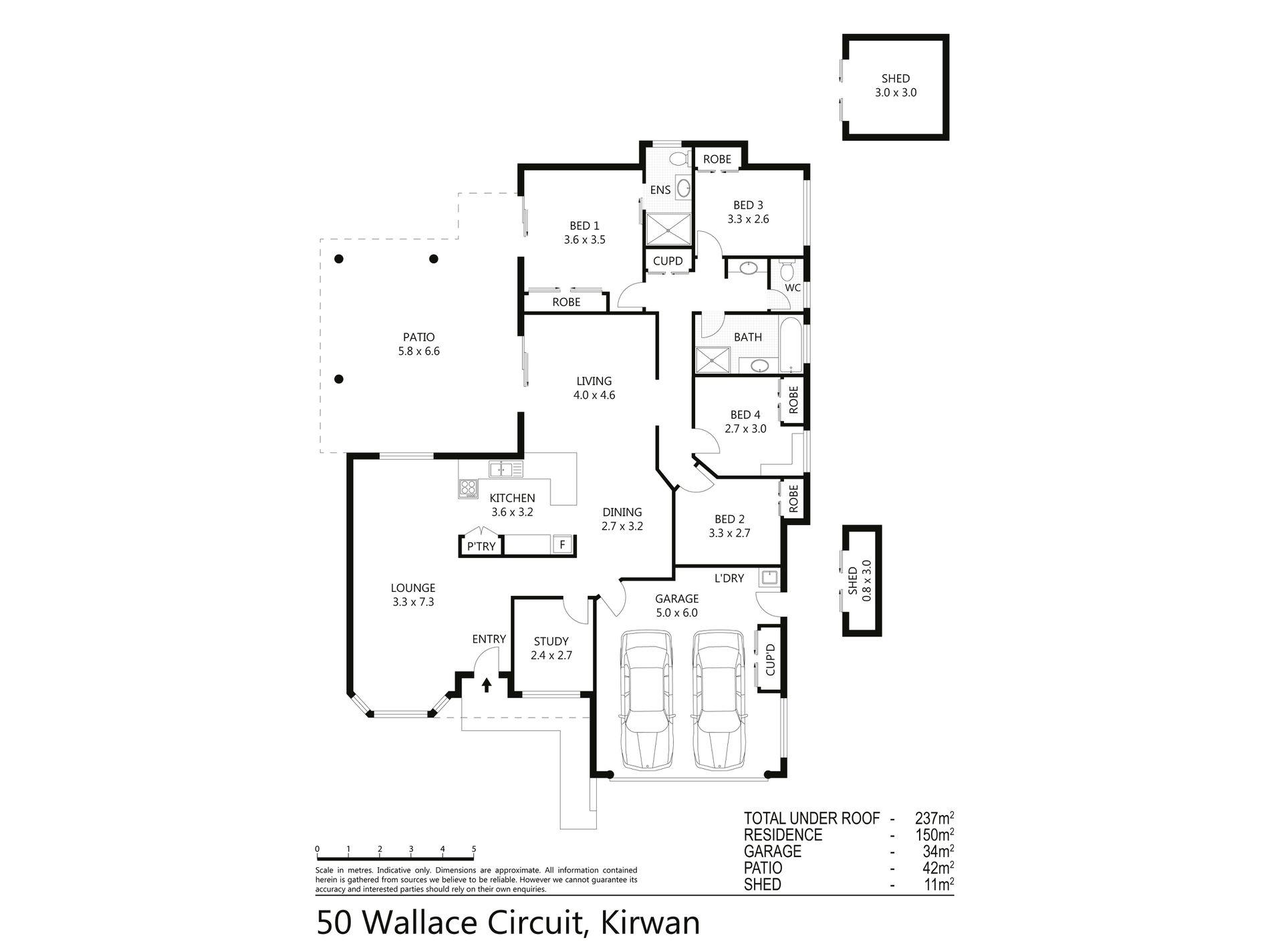 50 Wallace Circuit, Kirwan