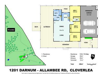 1201 Darnum-Allambee Road, Cloverlea
