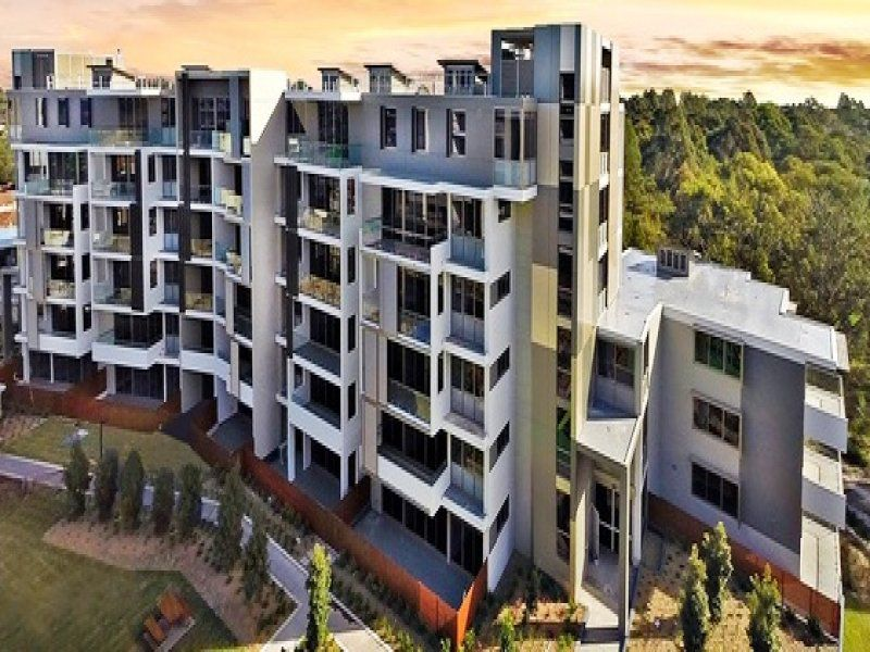222 / 18 Epping Park Drive, Epping