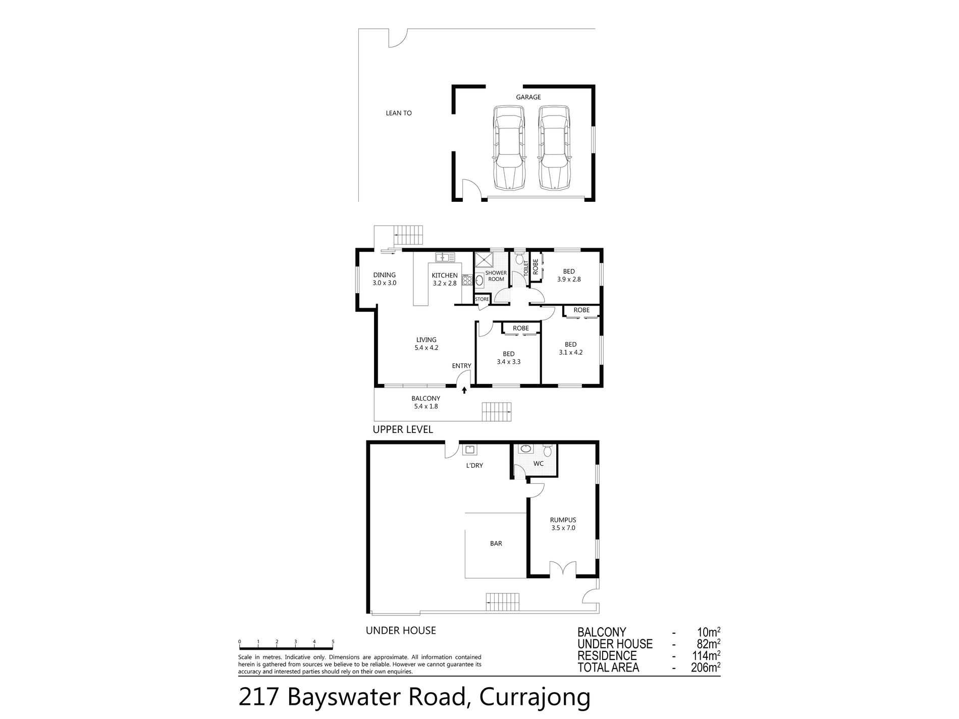 217 Bayswater Road, Currajong