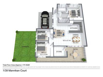 1 / 39 Mannikan Court, Bakewell