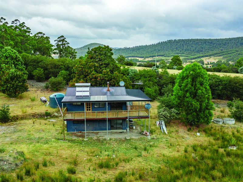 342 WOOLLEYS ROAD, Lonnavale