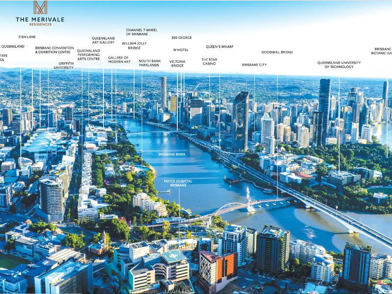 35 - 39  Merivale Street, South Brisbane