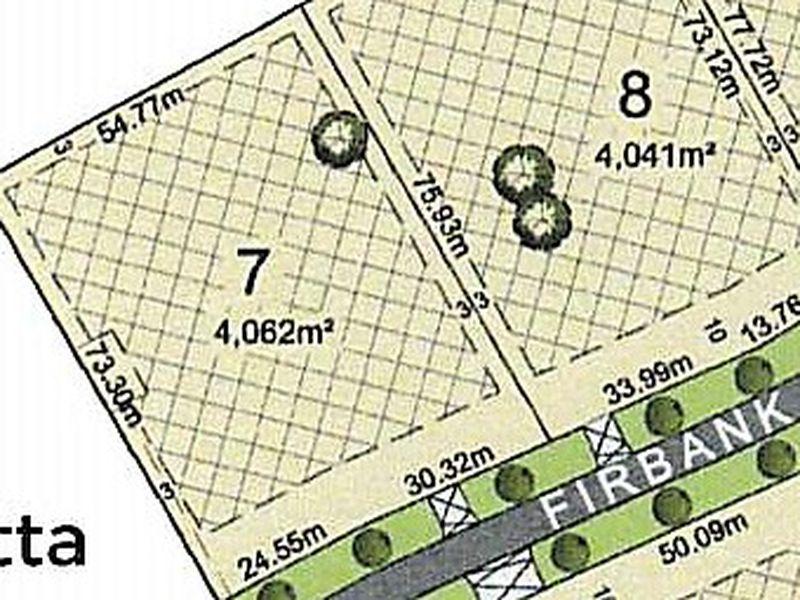 Lot 7, 57 Firbank Dve , Wangaratta