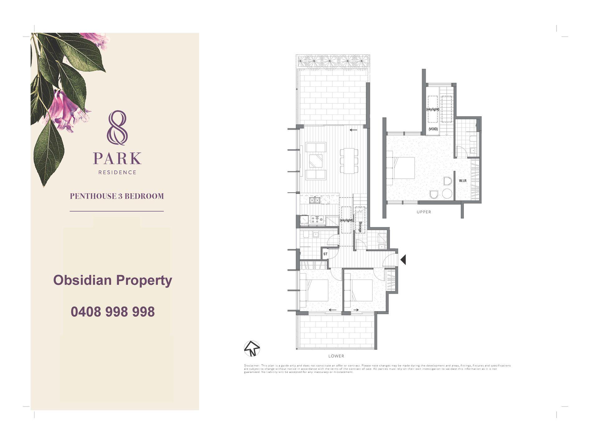 The Penthouse / 8-10 Park Avenue, Waitara