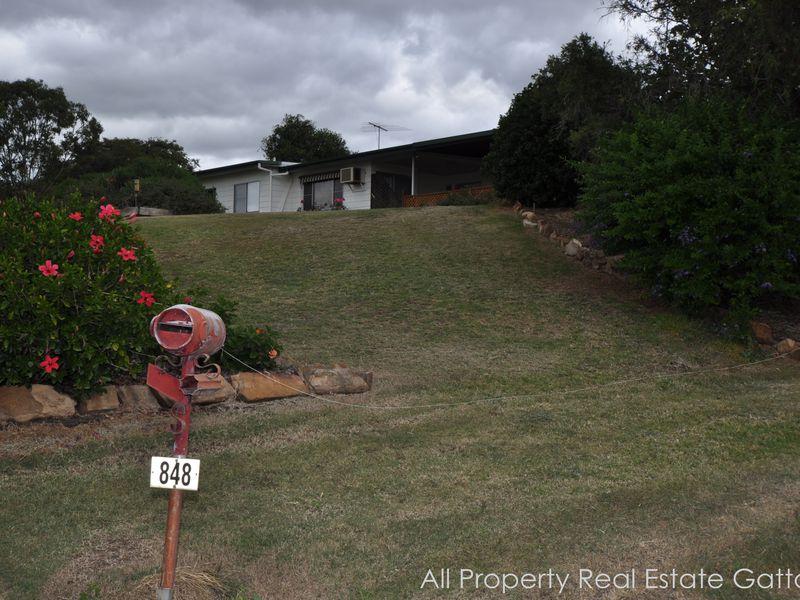 848 Mount Sylvia Road, Mount Sylvia