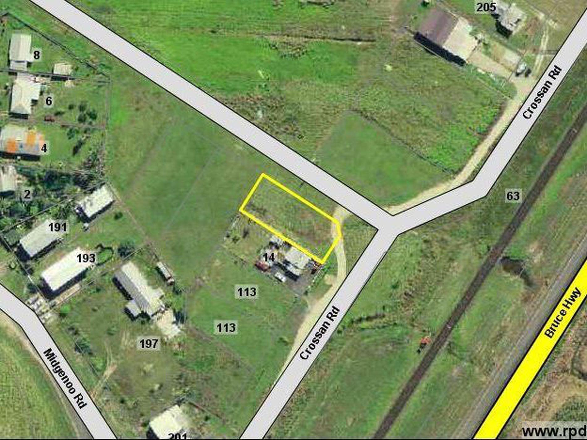 Lot 115, Lot 115 Crossan Road, Midgenoo