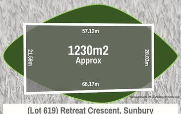Lot 619, Retreat Crescent, Sunbury