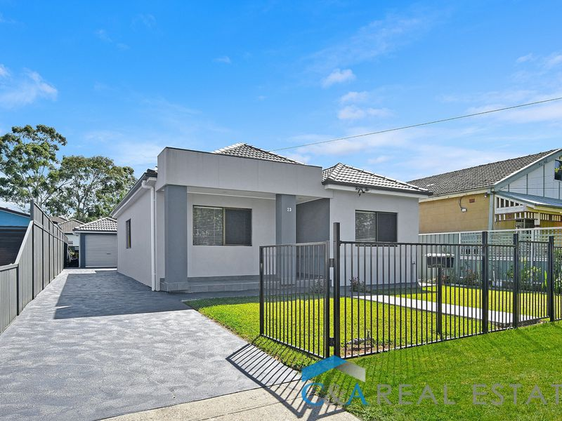 23 Lackey St, Granville