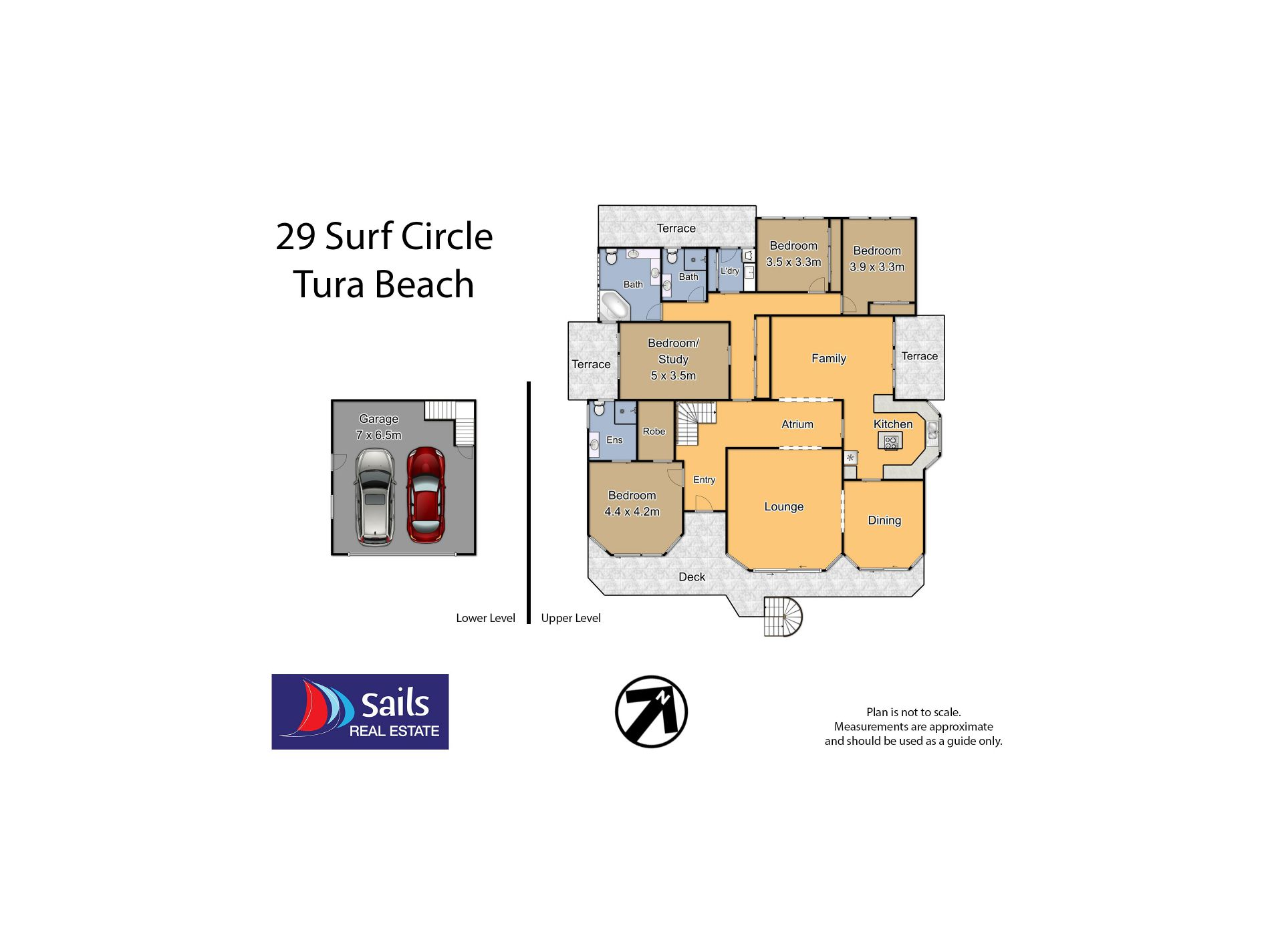 29 Surf Circle, Tura Beach