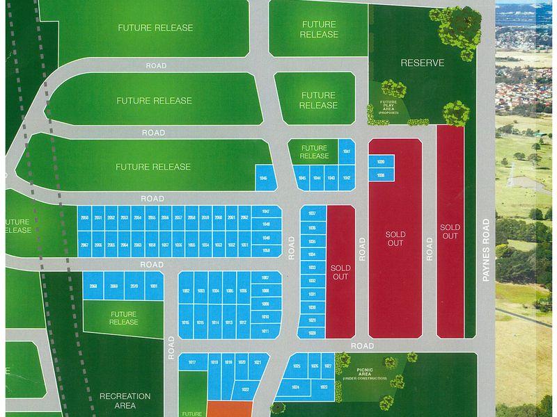 Lot Lot 1026, 15  Farrier Place, Kembla Grange