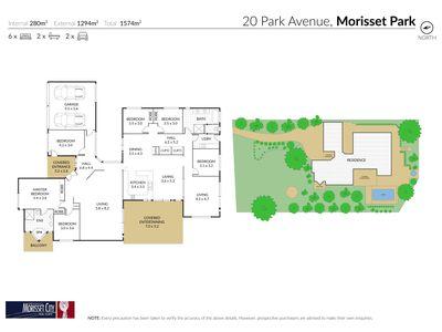 20 Park Avenue, Morisset Park