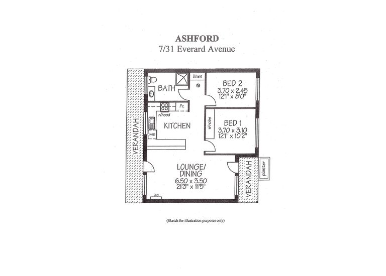 7 / 31 Everard Avenue, Ashford