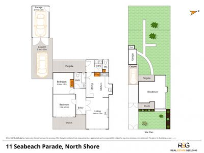 11 SEABEACH PARADE, North Shore