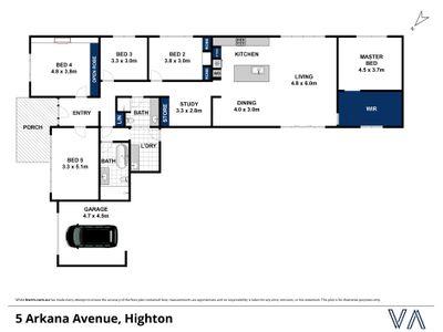 5 Arkana Avenue, Highton