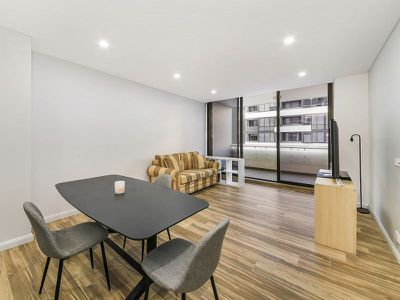 321 / 2 Betty Cuthbert Avenue, Sydney Olympic Park