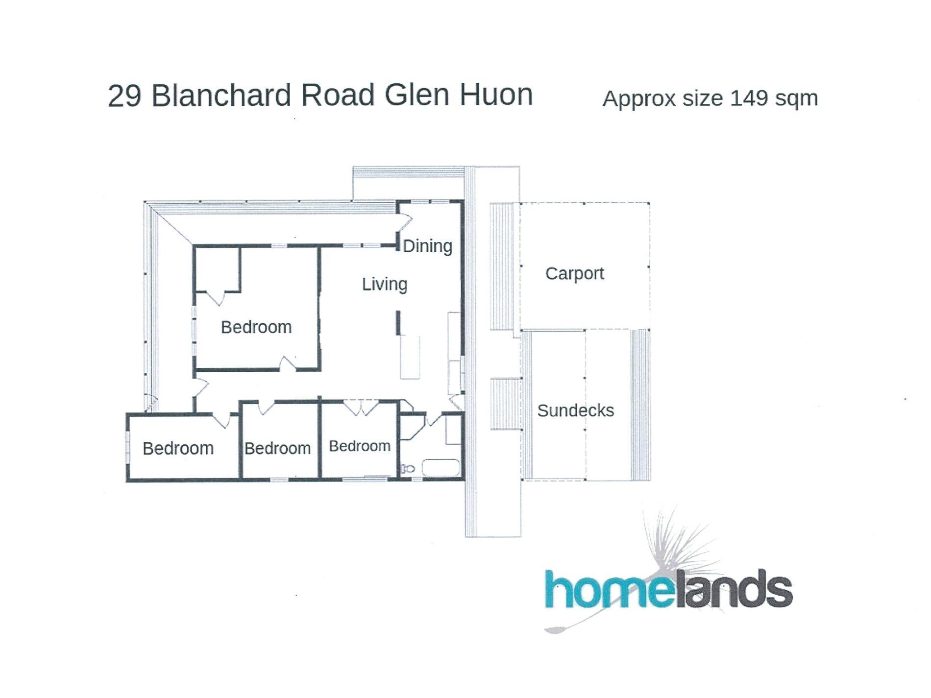 29 Blanchard Road, Glen Huon