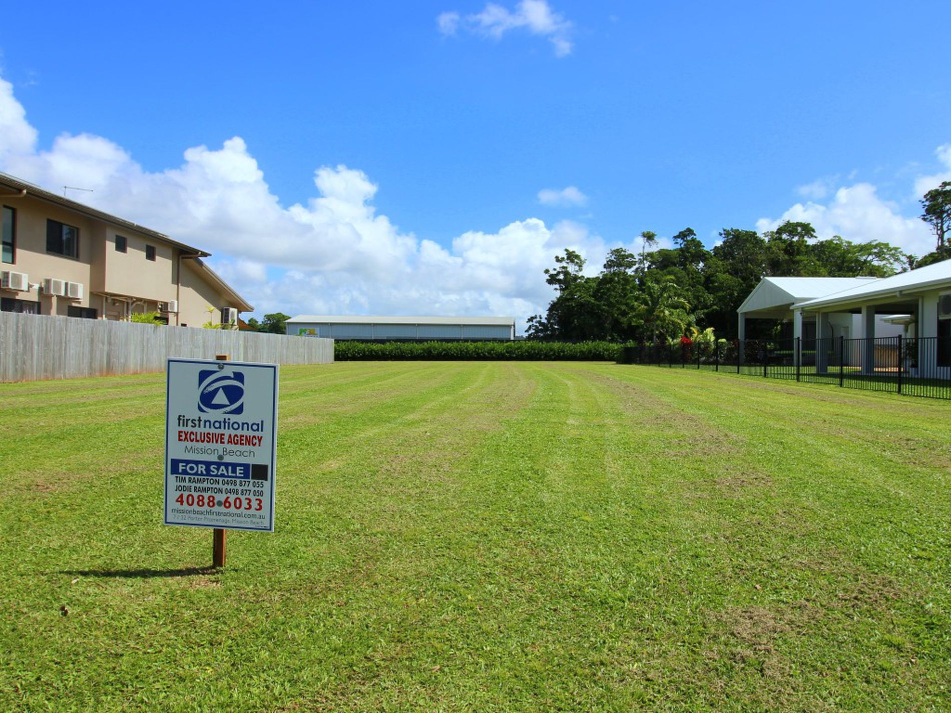 Lot 10, 3 Nautilus Street, Mission Beach