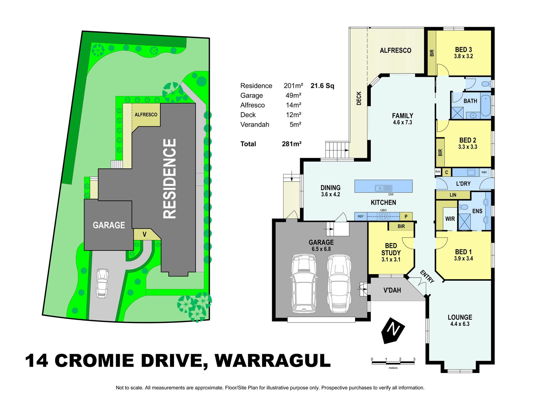 14 Cromie Drive, Warragul