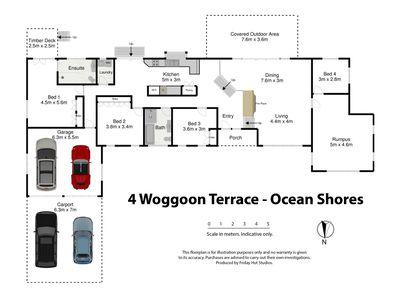 4 Woggoon Terrace, Ocean Shores