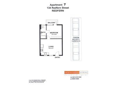 7 / 134-138 Redfern Street, Redfern