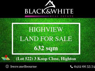 Lot 522, 3 Koop Close, Highton