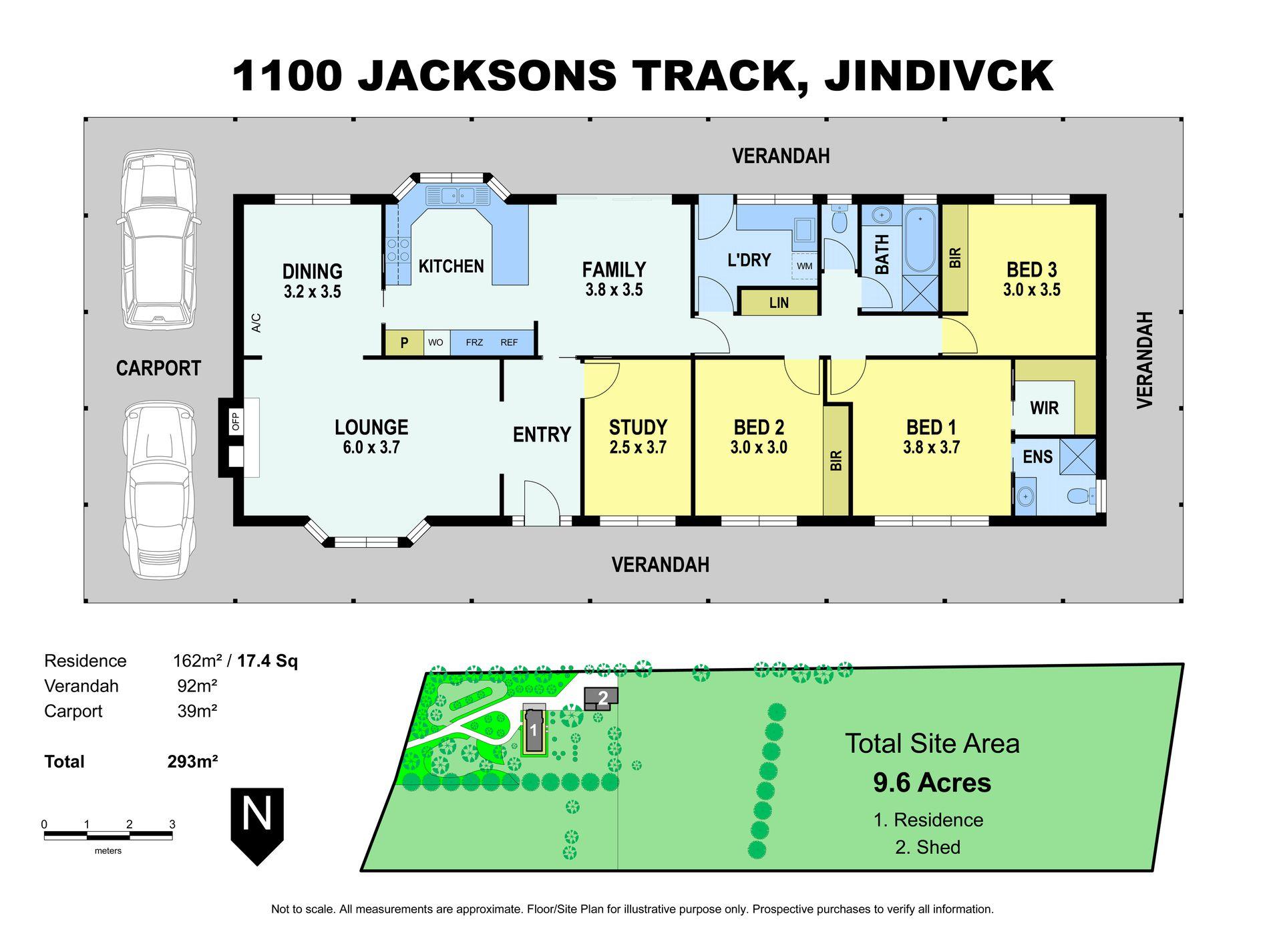 1100 Jacksons Track, Jindivick