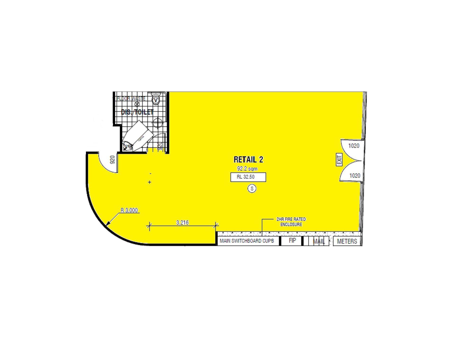 Retail 2 / 534-538 North Road, Ormond