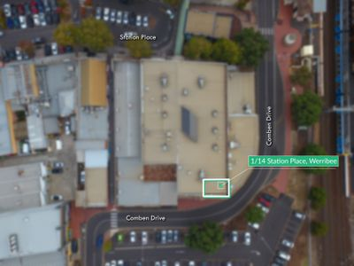 1 / 14 Station Place, Werribee VIC 3030, Werribee