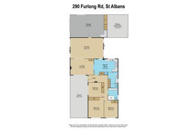 290 Furlong Road, St Albans