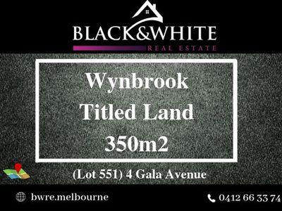4 Gala Avenue, Wyndham Vale
