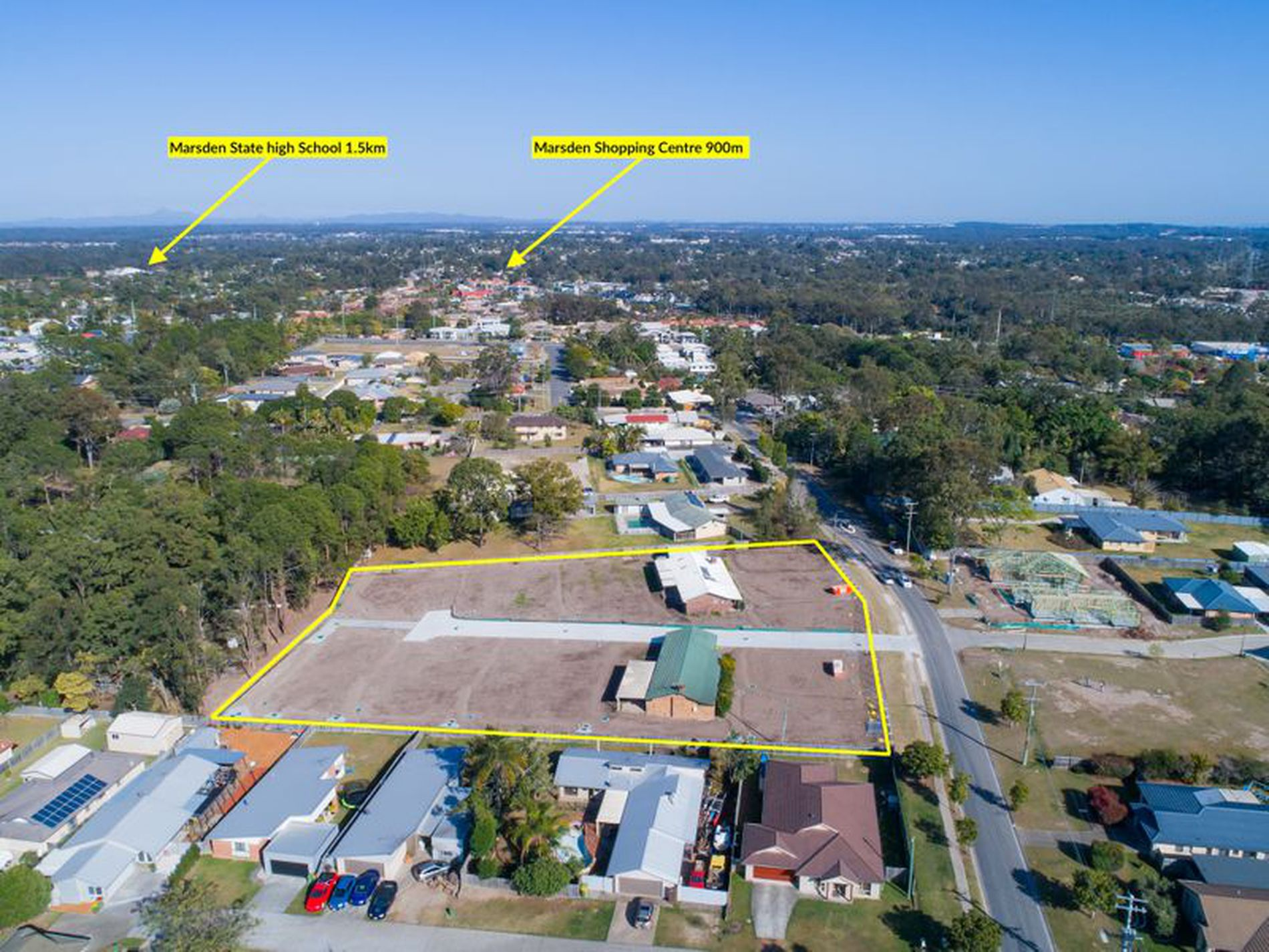 Lot 8, 13 Pinelands Street, Loganlea