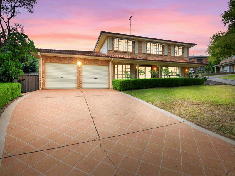 10 Carmel Close, Baulkham Hills