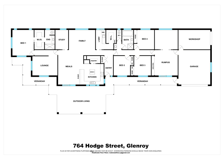 764 Hodge Street, Glenroy